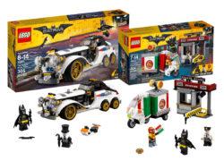 More LEGO Batman Movie Sets