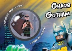 New LEGO Batman Movie Minifigure