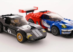 2016 Ford vs 1966 Ford GT (75881)