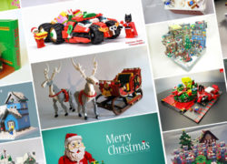 18 Holiday MOCs To Bring In The Cheer