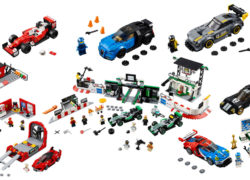 LEGO Speed Champions 2017 Official Photos