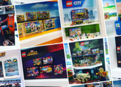 LEGO at the Nuremberg Toy Fair - Full Coverage