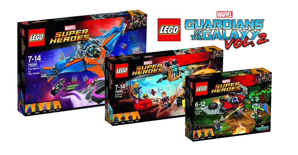 Brickfinder Lego Guardians Of The Galaxy Vol 2 Official