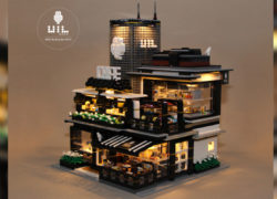 This Amazing Cafe MOC Will Make You A Coffee Lover