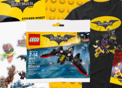 LEGO Batman Movie Goodie Bags Giveaway!