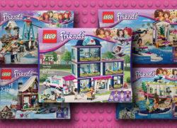 LEGO Friends 2017 Summer Sets
