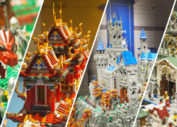 Brickfinder Goes To Lego Fantasy Adventure Story Exhibition