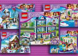 LEGO Friends Summer 2017 Sets