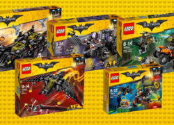 LEGO Batman Movie Summer 2017 Sets