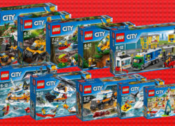 LEGO City Summer 2017 Sets official images
