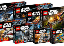 LEGO Star Wars 2017 Summer Sets