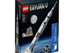 21309 – NASA Apollo Saturn V Box - Front