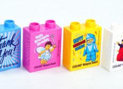 LEGOLAND Malaysia Promotional Duplo Bricks