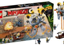 The LEGO Ninjago Movie 70610