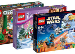 LEGO Advent Calendars 2017