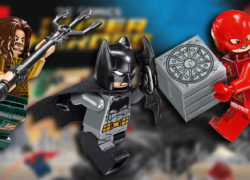 LEGO Justice League Sets