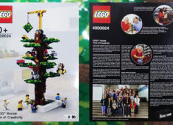LEOG House Tree of Creativity Set