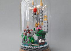 LEGO Glass Domes