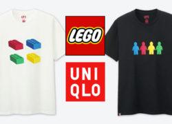 LEGO Uniqlo T-Shirts Wave 3