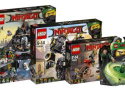 LEGO Ninjago Movie Wave 2