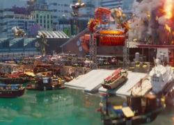 LEGO Ninjago Movie City Docks 70657