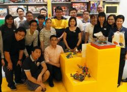 LEGO Certified Store AFOL Night