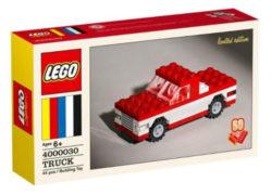 LEGO Classic 60th Anniversary Truck