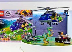 LEGO Jurassic World : Fallen Kingdom