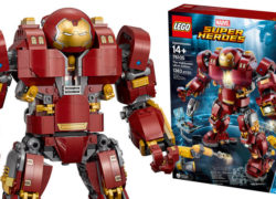 LEGO® Marvel Super Heroes The Hulkbuster: Ultron Edition (76105)