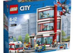 LEGO City Summer 2018 Hospital (60204)
