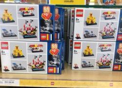 LLM 60 years of the lego brick