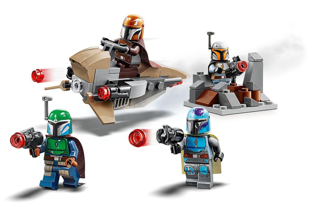 brickfinder  lego star wars mandalorian battle pack