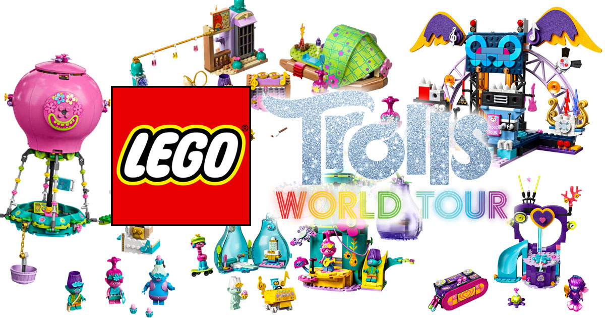 Brickfinder - LEGO Troll World Tour Official Images!