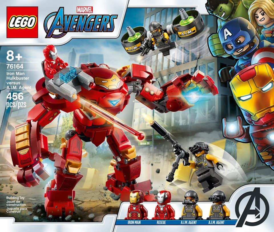 Brickfinder Lego Marvel Avengers Summer 2020 Line Up