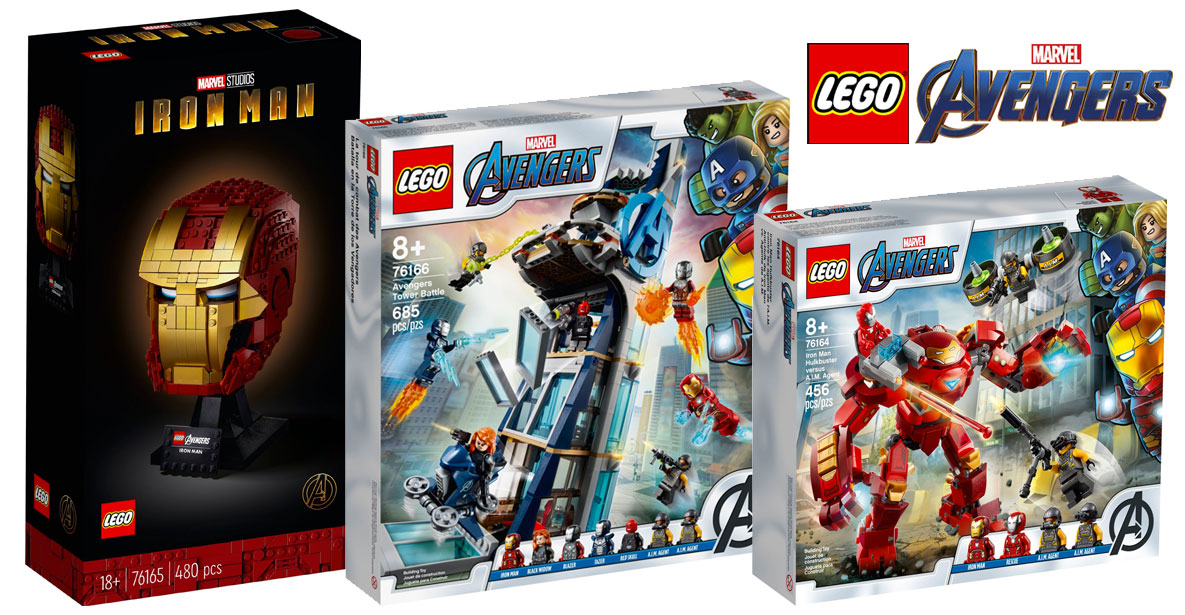 Brickfinder Lego Marvel Summer 2020 Sets Launching June 21st