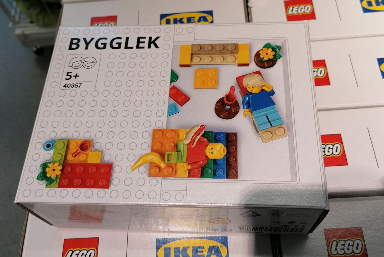 Brickfinder - LEGO IKEA BYGGLEK First Look!