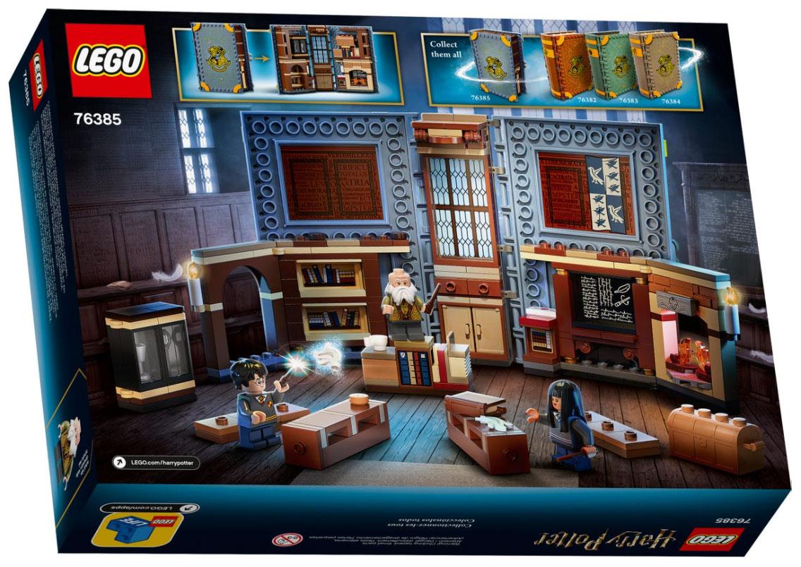 Brickfinder - LEGO Harry Potter Moments Full Details!